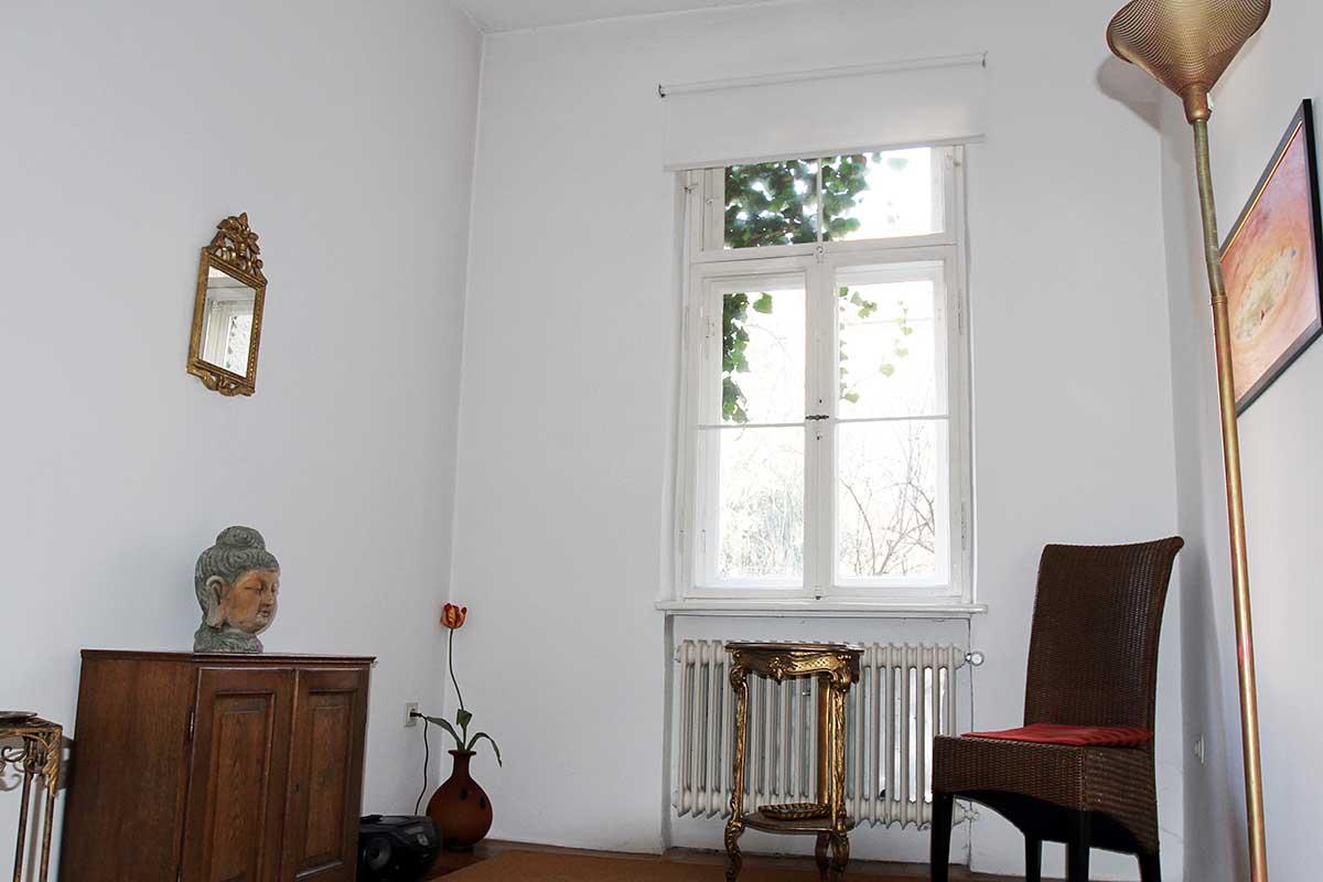Die Praxisräume in der Frundsbergstraße 34